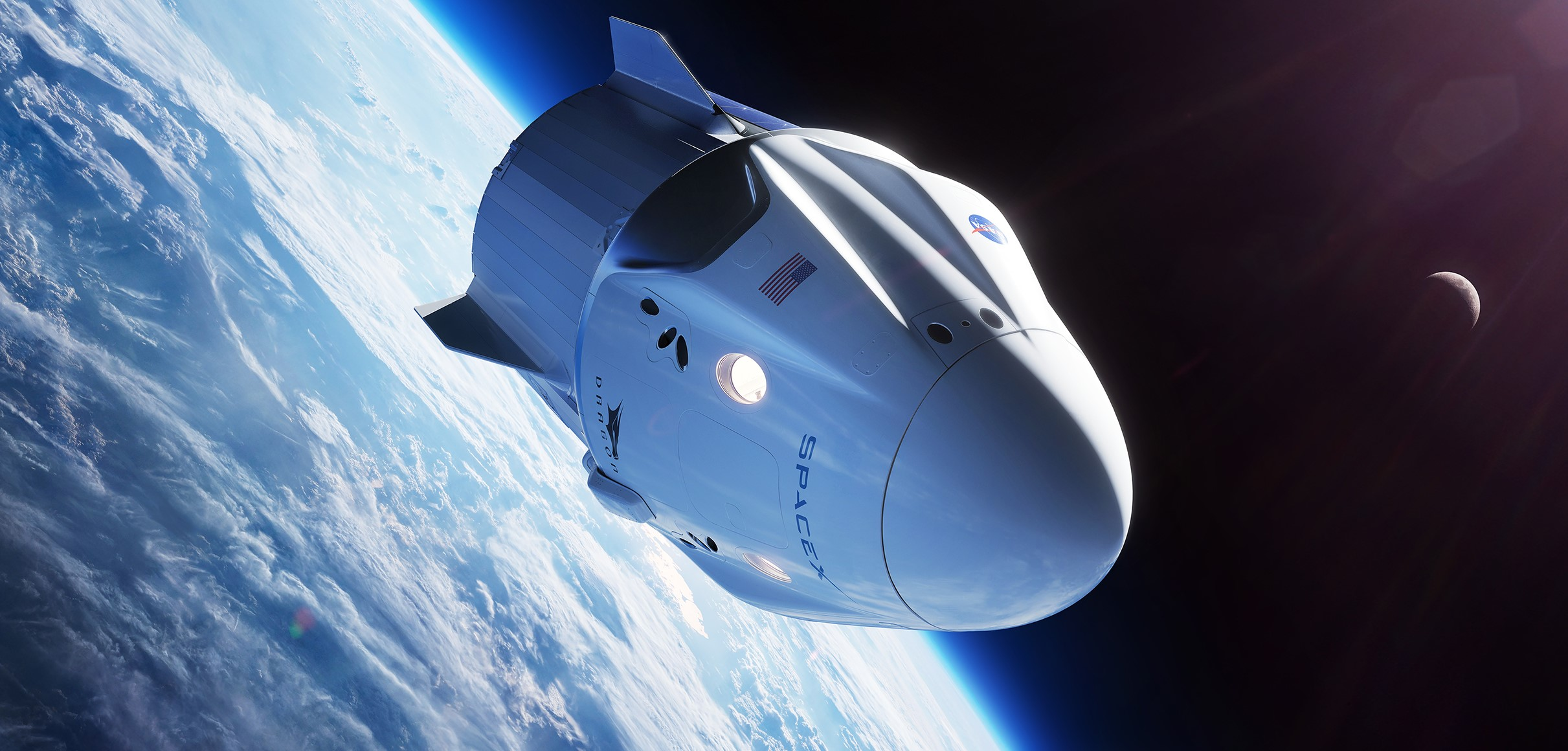 SpaceX spacecraft safely returns to Earth