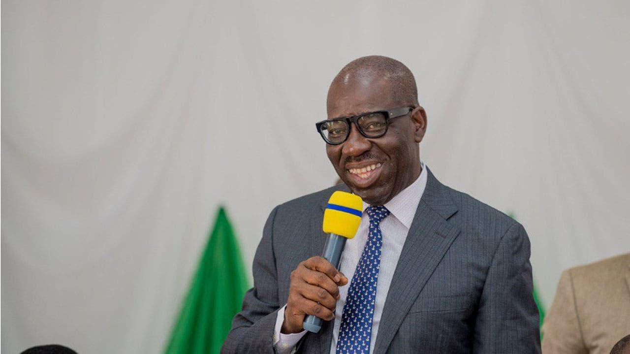 Governor Obaseki inaugurates Edo link road, others