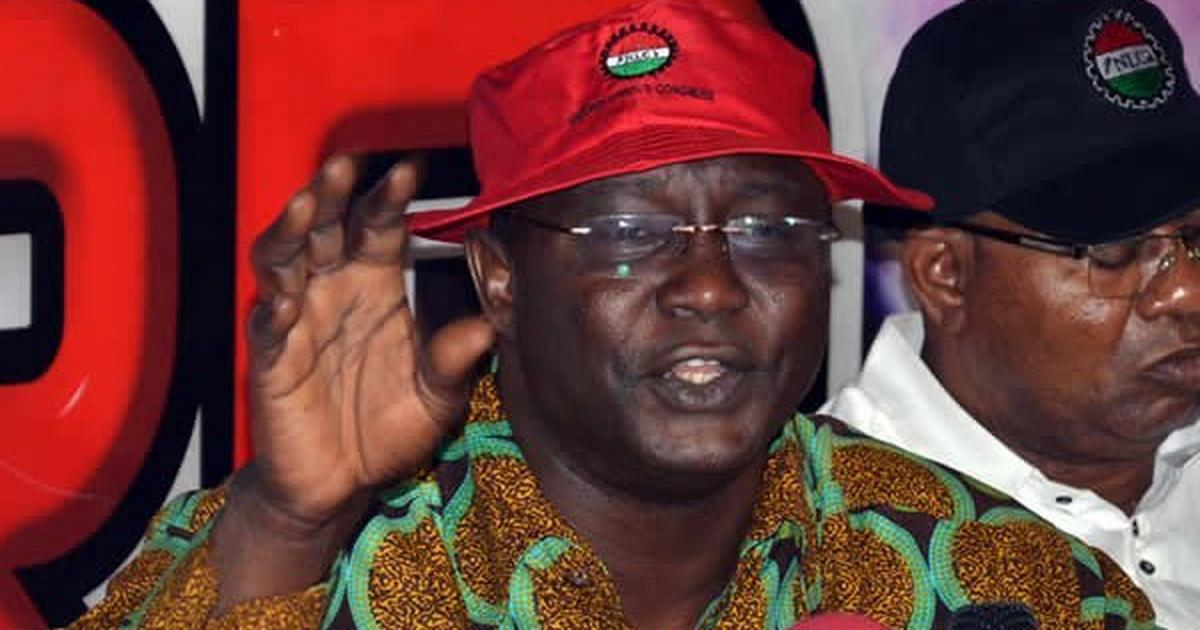 NLC rejects planned concession of airports, writes Buhari