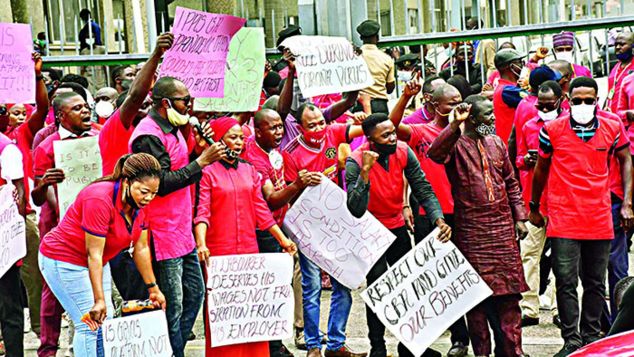 PENGASSAN protest, to shut down operations on Sunday