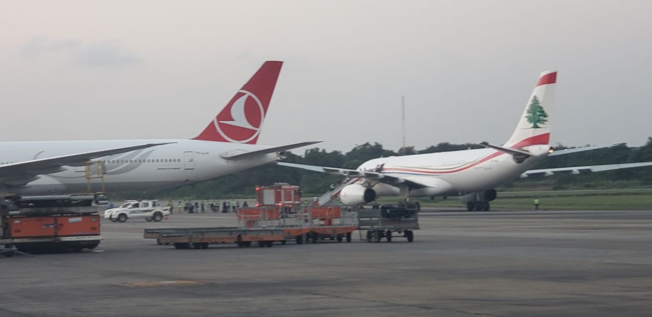 AIB begins investigation into airplane collision at MMIA