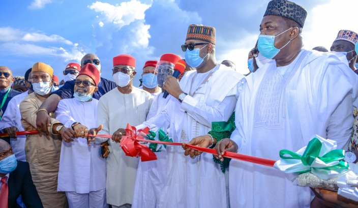 Akanu Ibiam Airport reopening: South East Leaders praise Buhari