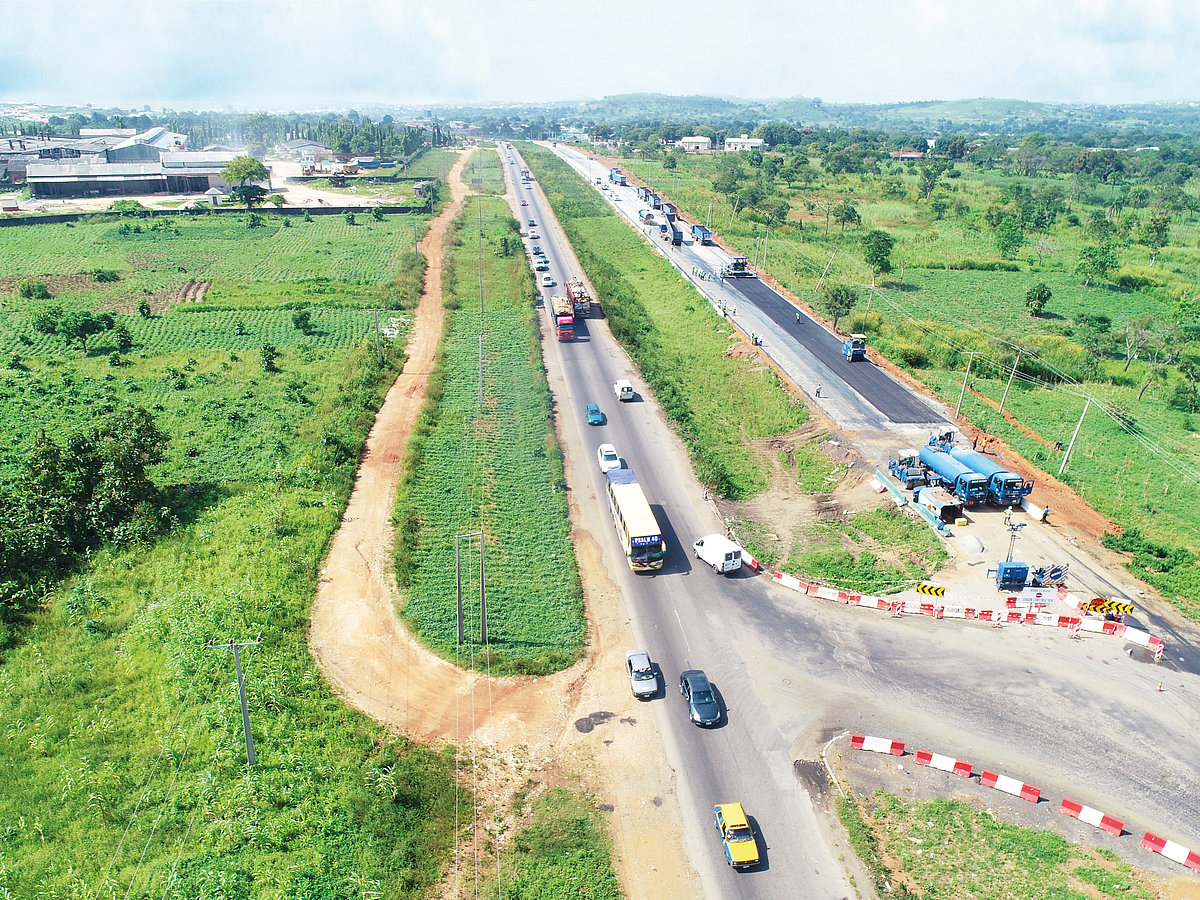 Abuja-Kaduna-Kano road project to be completed before 2023- FG