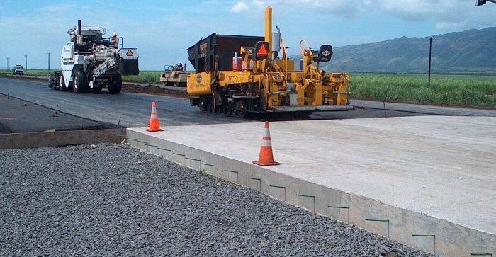 Nigeria's longest concrete road