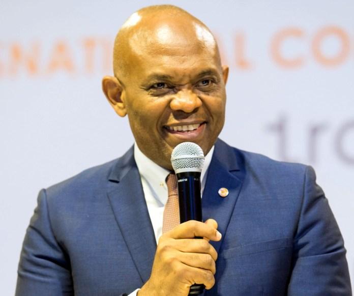 The Chairman of Transcorp, Mr Tony Elumelu