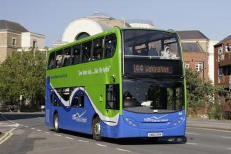 Thames Travel electric hybrid