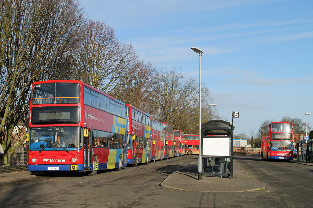 Bus Station Spalding