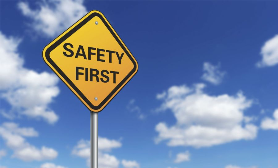 driver-safety-first-sign