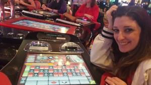 A little gambling action