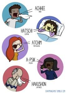 Atchoum