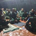 Prajurit YTP Raider 100/PS Kodam I/BB Yasinan dan Doa Bersama