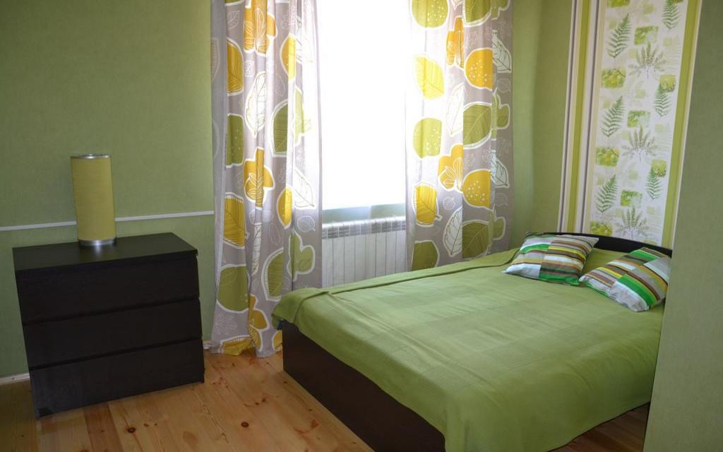 Doppelzimmer im Hotel Aurora in Sewerobaikalsk