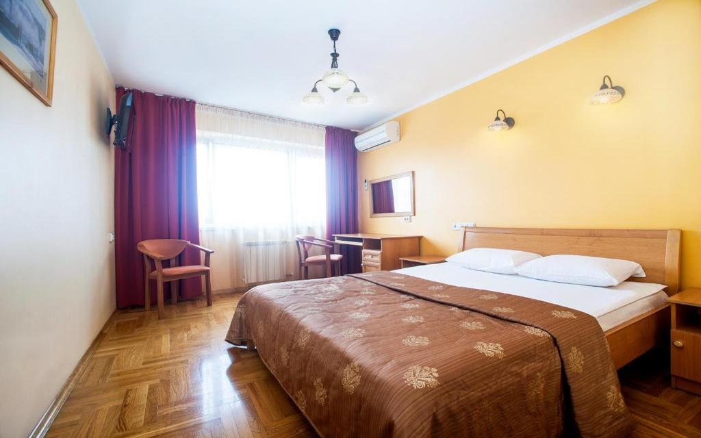Doppelzimmer im Hotel Krasnojarsk
