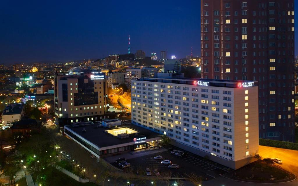 Hotel Azimut in Wladiwostok