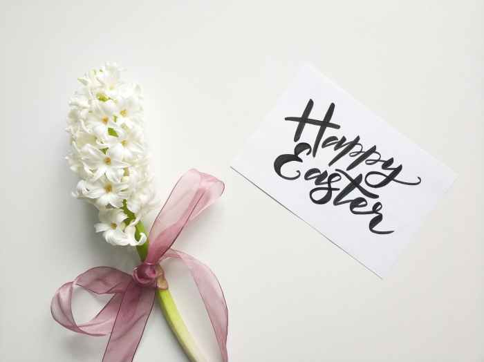 Happy Easter Holidays 2018