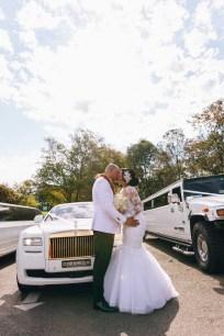 beautiful wedding rolls royce phantom photography