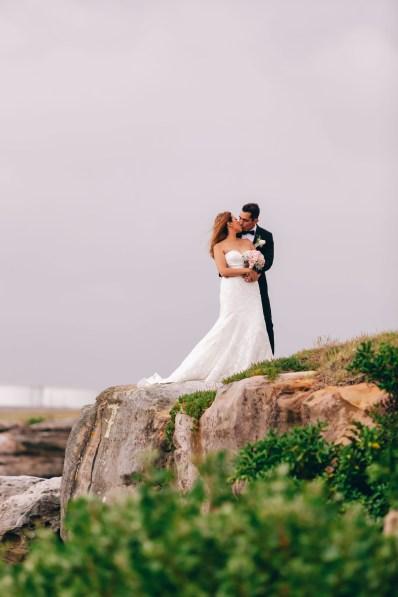 spanish groom and indonesian bride la perouse photoshoot