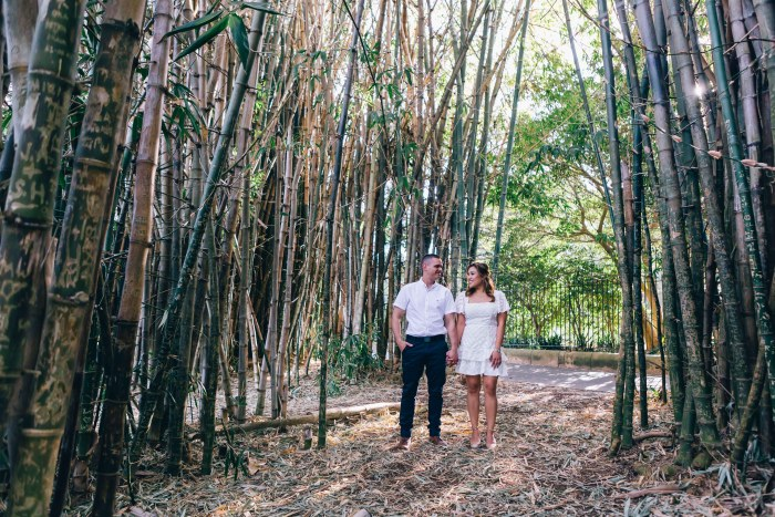 prewedding photography at royal botanic gardens sydney_03
