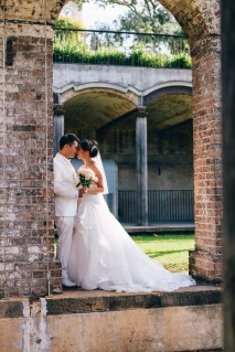 Australian chinese bride and groom wedding at paddington reservoir sydney oxford street_02