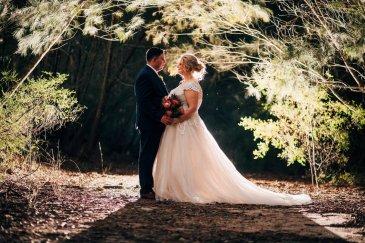 beautiful-bride-and-groom-kurrajong