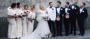 Beautiful Croatian Wedding in Sydney at Paddington Reservoir Oxford Street