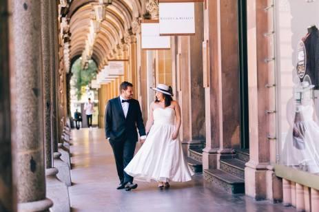 Martin Place Wedding Photography TranStudios Photo & Video