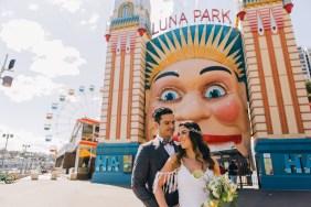 Luna Park Wedding Photography Rebecca & Daniel TranStudios 1