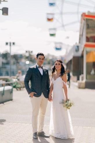 Luna Park Wedding Photography Rebecca & Daniel TranStudios 2
