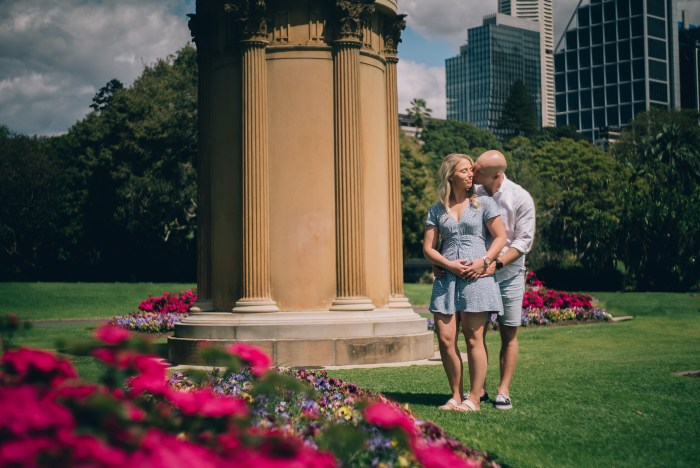 Royal Botanic Garden Sydney PreWedding Photography_TranStudios_0021