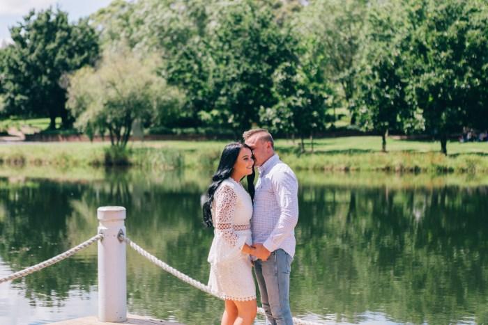 Fagan Park Prewedding Photography TranStudios