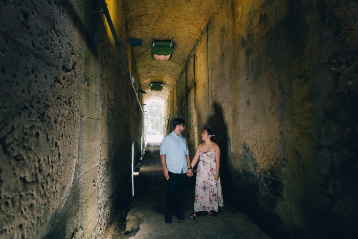 The Coal Loader Centre for Sustainability Photography Prewedding TranStudios