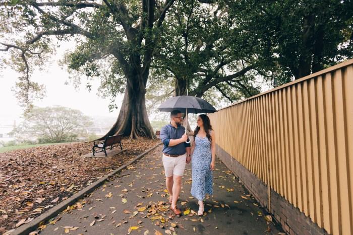 Observatory Hill Park Prewedding Photography TranStudios