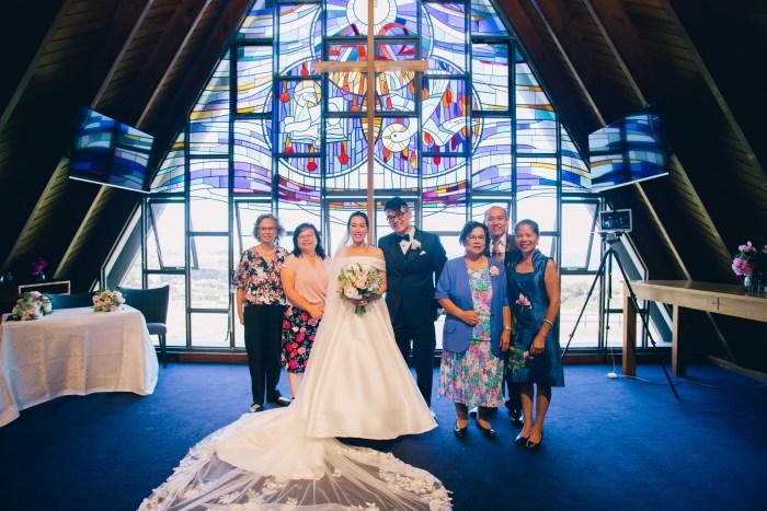 Nurses War Memorial Chapel wedding photography