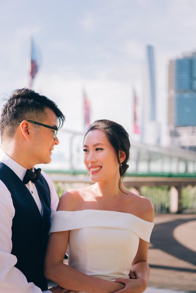 L'aqua wedding photography sydney transtudios