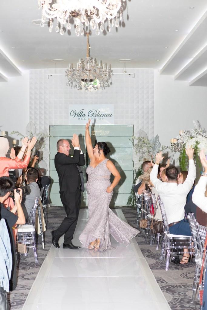 Villa blanca reception wedding transtudios 1