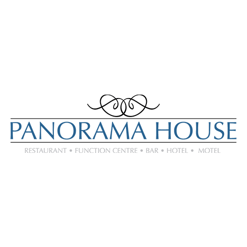 Panorama House Wedding Venue Logo