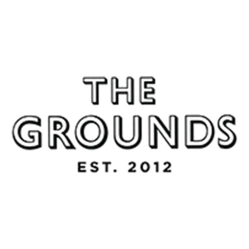 The Grounds of Alexandria Wedding Logo