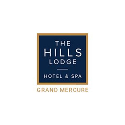 The Hills Lodge Hotel & Spa Wedding Logo