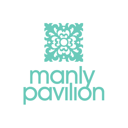 manly pavilion wedding venue logo