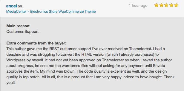 MediaCenter - Electronics Store WooCommerce Theme - 21