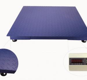 1000kg capacity Digital Floor Weighing Scale