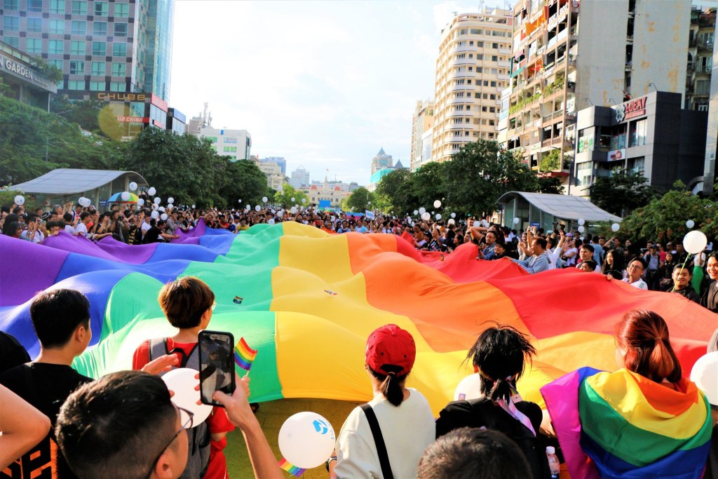 Serving Face vs Saving Face: LGBTQ Pride in Saigon - TransWorldView