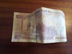 Roupies Inde
