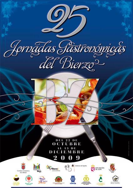 jornadas gastronómicas del Bierzo 2009