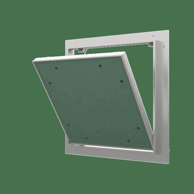 Trappe de visite plaque de plâtre 15 mm Eco Star trape de visite plaque de platre eco star pousser lacher 360 0 12
