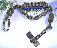 Custom Trap Rig For The #9 Alaskan Wolf Trap,