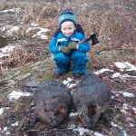 Late Season Beaver Trapping