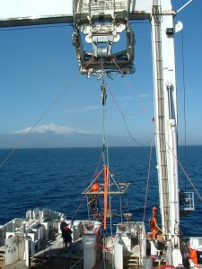 INFN: Setting up sensors on the bottom of the sea