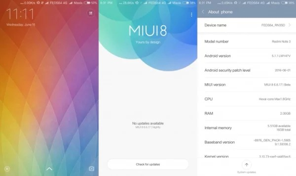 How to Install MIUI 8 Xiaomi smartphone now