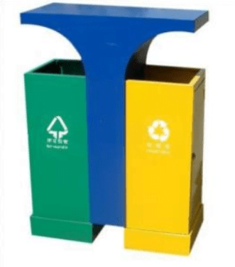 Kitchen Trash Cans Sorting